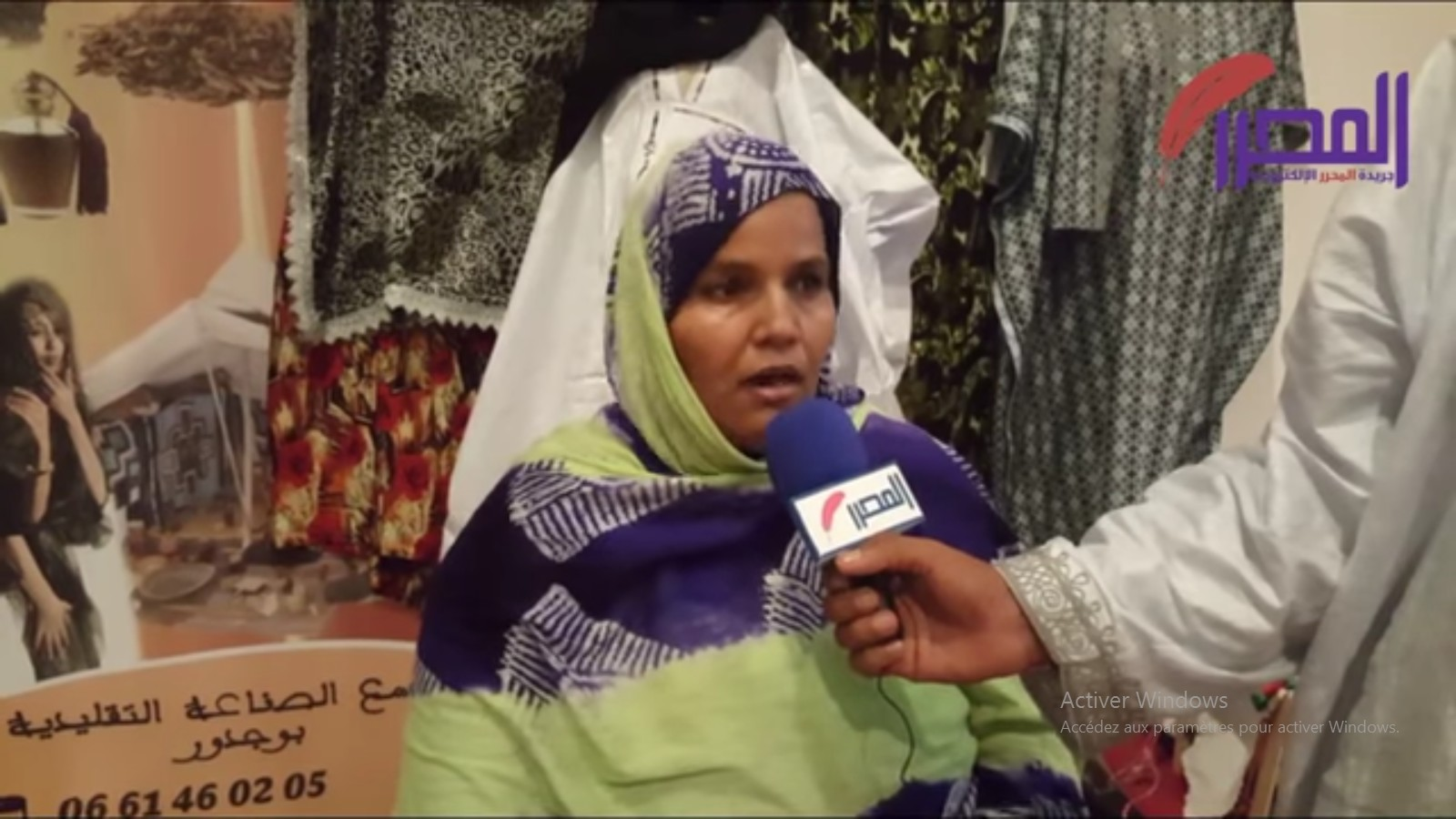صورة افتتاح ليالي رمضان ببوجدور