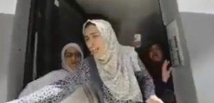 بالفيديو: نشطاء يفضحون مجموعة الضحى و سياستها الاشهارية في استغلال المواطنين