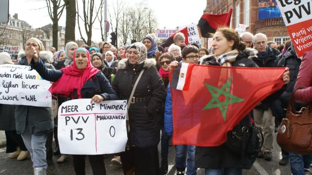 صورة غضب في أوساط مغاربة هولندا بسبب توقيع إتفاقية الضمان الإجتماعي