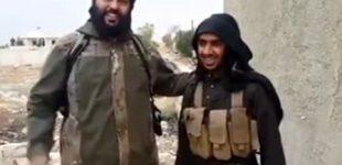 هكذا يضحك شيوخ الإرهاب على شباب أمّي جاهل يعدونهم بالحور وهم غارقون في الملذات(+ فيديو)