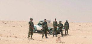 البوليساريو تبني مركزين على الحدود الشمالية لموريتانيا