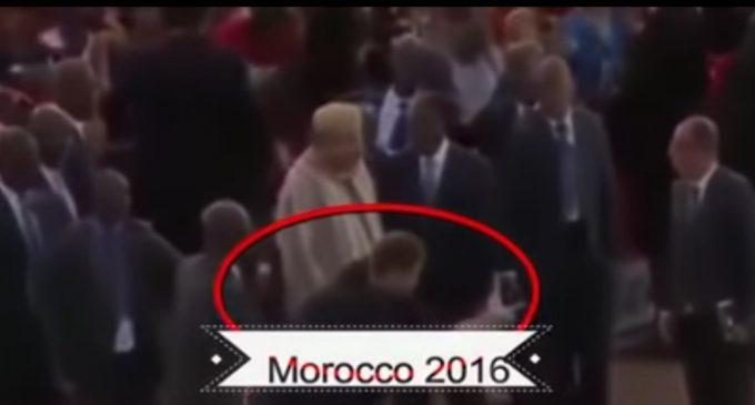 هل هذا هو سبب تخلي الملك عن حارس الشخصي عبد العزيز جعايدي؟