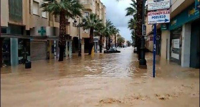 فيضانات مورسيا تودي بحياة مواطن مغربي