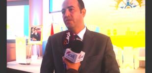 بالفيديو: تصريح السيد منير بنيحيى رئيس التجمع الوطني للمرافق الصناعية من أجل البيئة