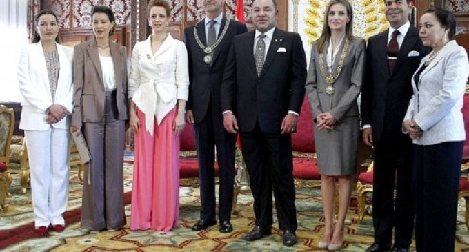 زيارة مهمة للعاهل الإسباني إلى المغرب