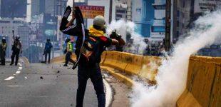 فنزويلا.. إرتفاع عدد القتلى إلى 76 قتيلا خلال المظاهرات المناهضة لحكومة الرئيس مادورو