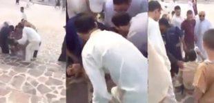 فظيع في ثاني أيام العيد.. أب يطعن ابنه البالغ 9 سنوات حتى الموت