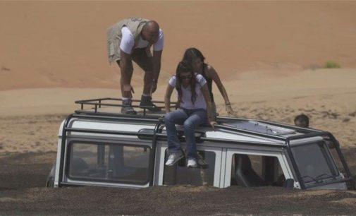 """فيديو. أين تختفي سيارة """"رامز تحت الأرض""""؟"""