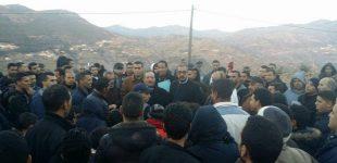 الوزير الأعرج يقوم بزيارة مفاجئة لمدارس في أعالي جبال الريف والصدمة كانت قوية..