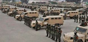 الكركرات..صواريخ ومدرعات عسكرية  مغربية لردع البوليساريو