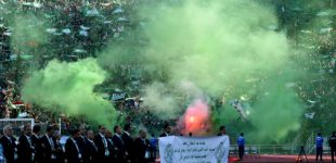 جامعة الكرة تعاقب فريق الرجاء البيضاوي