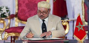 الملك محمد السادس يهنئ الرئيس الهندي بمناسبة احتفال بلاده بعيدها الوطني