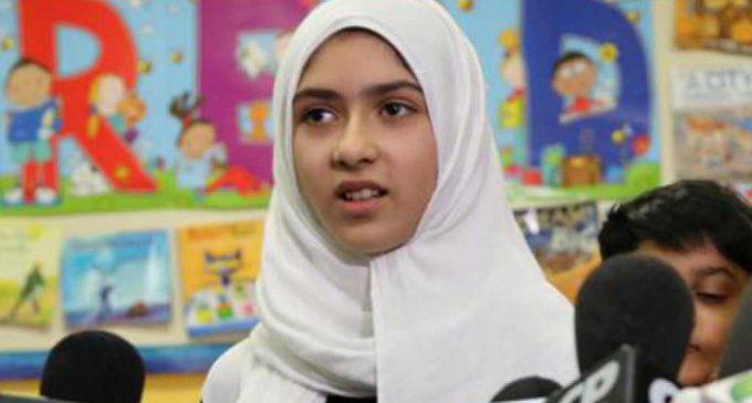 كندا..فتاة مسلمة تتعرض لمحاولة تمزيق حجابها