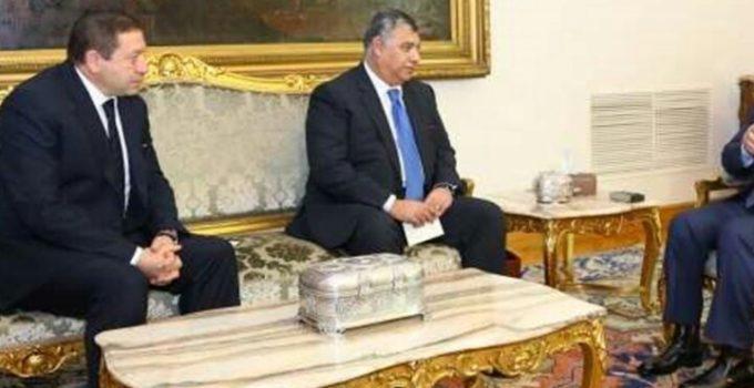 السيسي يقيل رئيس المخابرات المصرية