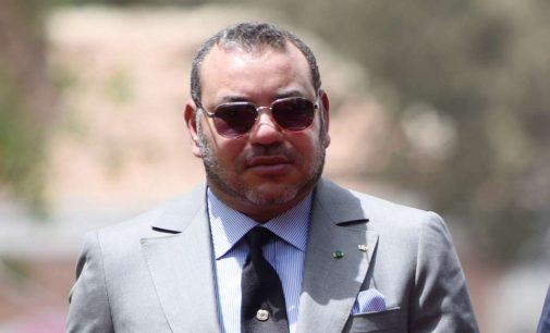 بالفيديو..الملك محمد السادس يتجول في شوارع فرنسا