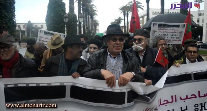 بالفيديو: سعيد الناصري يوجه سهام النقد للمسؤولين عن التلفزة و السينما بالمغرب