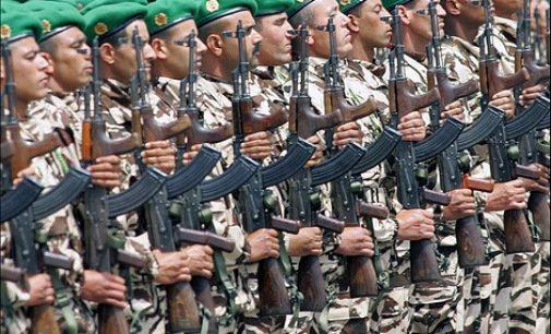 الجيش المغربي ثالث أقوى جيش بين الجيوش العربية
