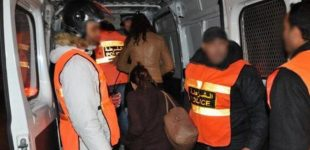 مراكش..إعتقال أربعينية وثلاثيني متلبسين بترويج المخدرات