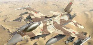 المغرب يعزز قدرات طائراته F16 بصواريخ أمريكية