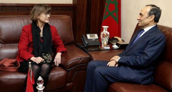 كلوديا وايدي..الاتحاد الأوروبي يولي أهمية كبيرة لعلاقاته مع المغرب