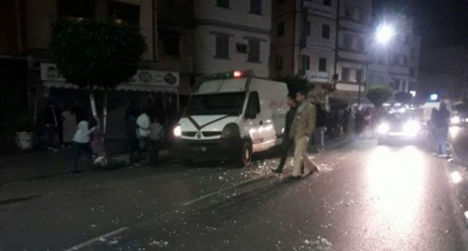 مصرع طفلة واصابة 4 اشخاص في انفجار قنينة غاز بـوزان