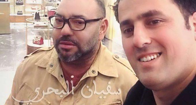 مواطن جزائري ..الملك محمد السادس ملكنا حتا حنا كانعزّوه ونفتاخرو بيه