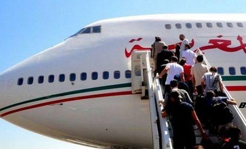 تخفيض تكلفة النقل الجوي بين أكادير و الدار البيضاء