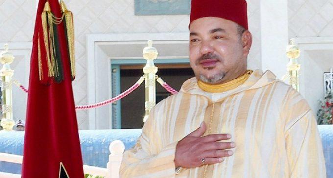 الملك محمد السادس يبعث رقية تهنئة إلى قداسة البابا فرانسيس