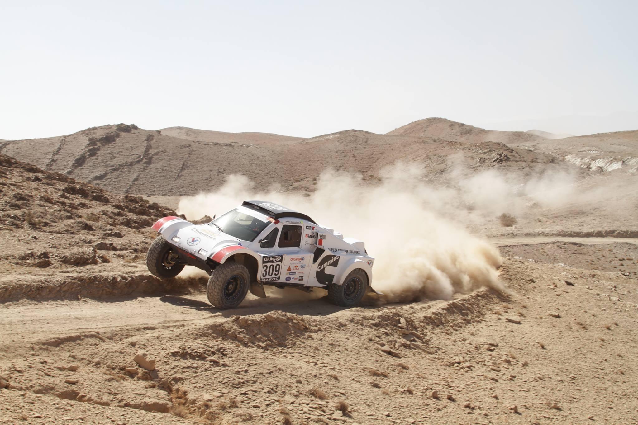 صورة البوليساريـو تهدد سباق رالي دولي بالصحراء المغربية