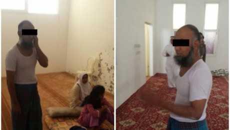 صورة فضيحة .. ضبط إمام و عشيقته في وضع مخل بالحياء وسط مسجد بالصويرة