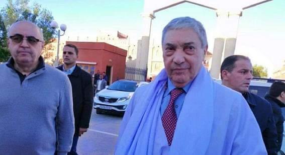 صورة بن فليس: يجب أن نعيد النظر في الحدود المغلقة مع المغرب و الجزائر