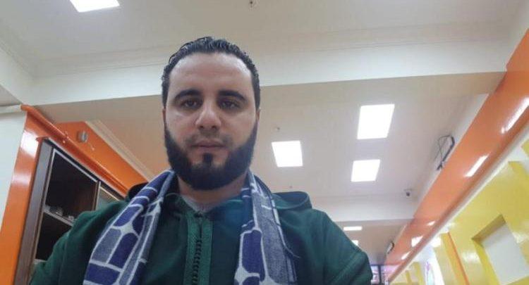 صورة إعتقال الراقي أشرف الحياني بموجب مذكرة بحث وطنية والتهمة..