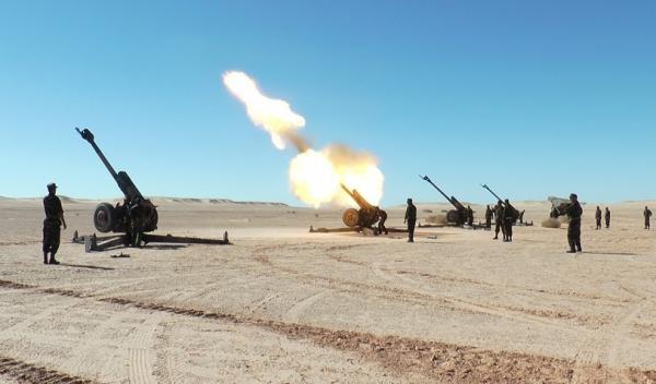 """صورة الجيش المغربي يستنفر قواته بالصحراء بسبب حماقة """"البوليساريو"""" واللجوء إلى القوة يبقى واردا"""