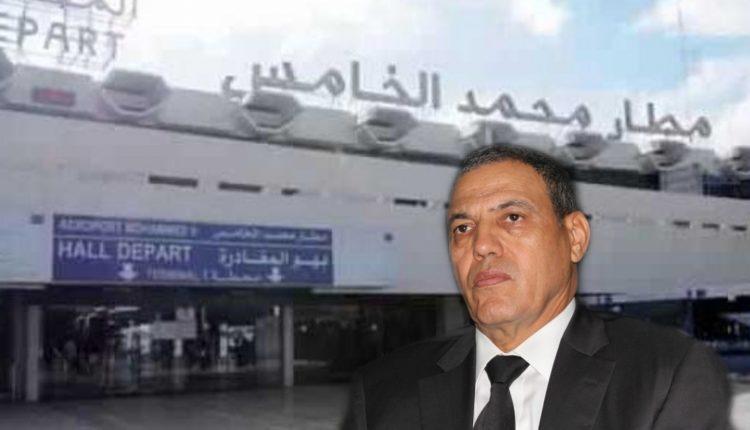 صورة والي العيون ينتفض في وجه إدارة مطار العيون