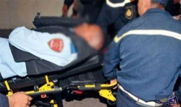 صورة وفاة ضابط شرطة بأزمة قلبية  بالسمارة