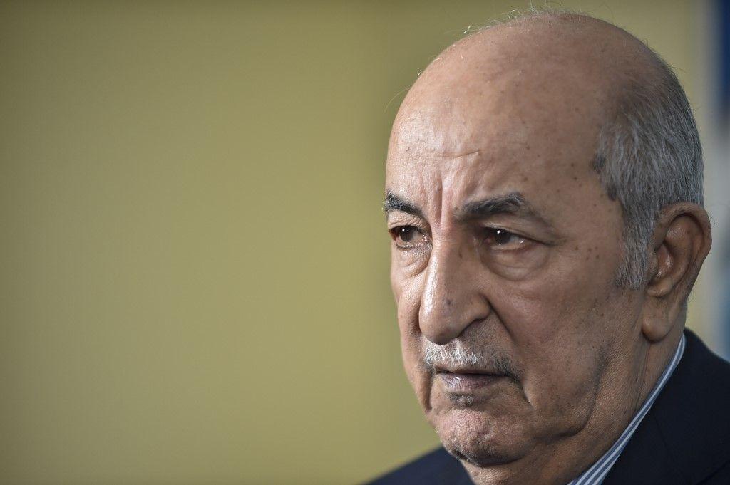 صورة استفزاز جديد.. الرئيس الجزائري يؤكد دعمه لجبهة البوليساريو