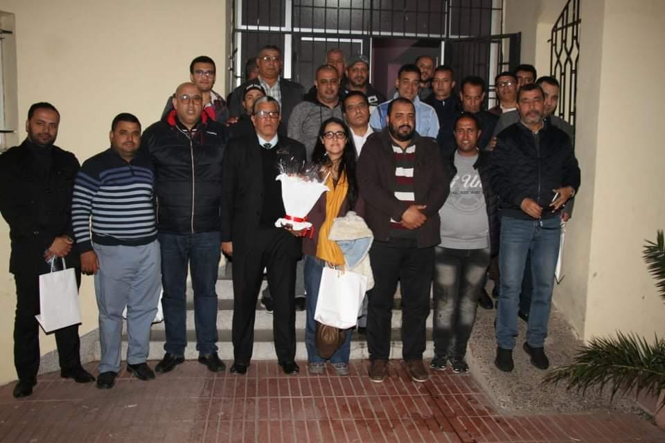 صورة الفيدرالية المغربية للصحافة و الإعلام الإلكتروني تعقد مؤتمرها العام التأسيسي