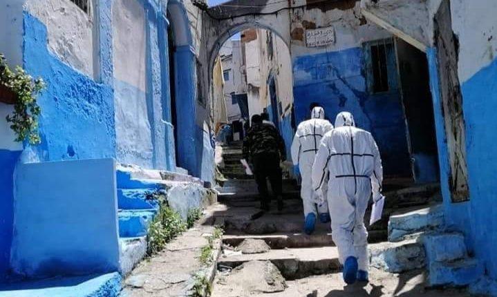 صورة كورونا – المغرب .. 1692 حالة و 38 حالة وفاة