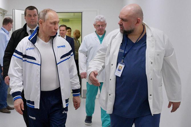 صورة روسيا تعلن  عن جاهزية لقاح كورونا