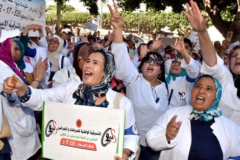 صورة شيوخ التمريض يقررون الاحتجاج من أجل الترقية الإستثنائية