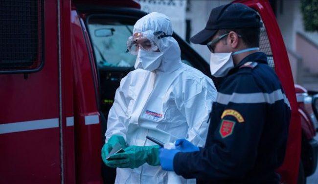 صورة أزيد من 2000 إصابة  و وفاة 33 شخص بفيروس كورونا !