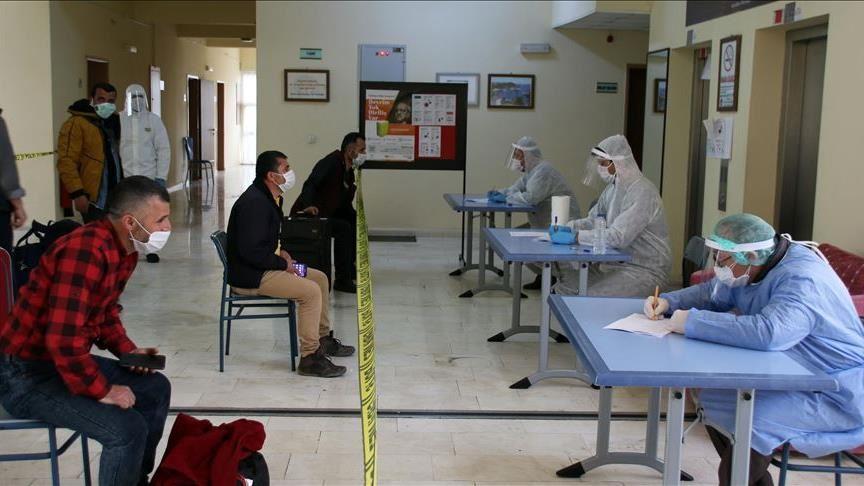 صورة ارتفاع الإصابات بفيروس كورونا في صفوف أطر التعليم