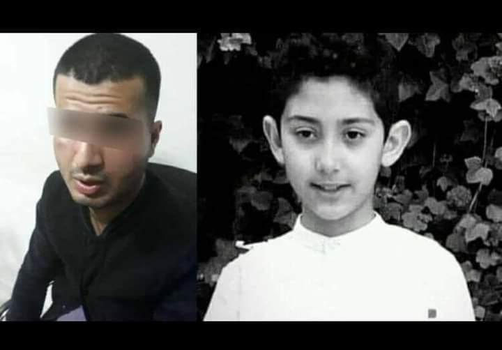صورة قاتل الطفل عدنان يروي تفاصيل مروعة عن الجريمة !