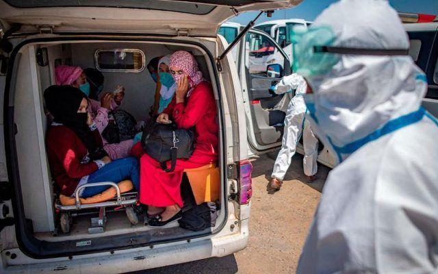 صورة حصيلة ثقيلة .. المغرب يسجل 3498 إصابة كورونا خلال 24 ساعة !