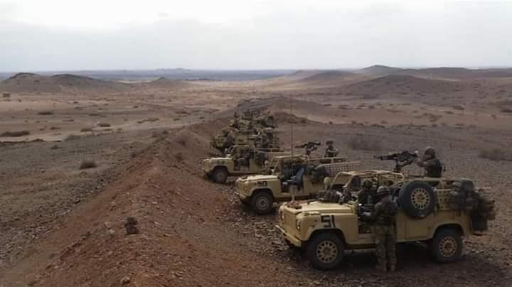 صورة بمساعدة أمريكية .. المغرب يشرع في تصنيع الأسلحة !