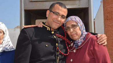 """صورة وفاة ضابط مغربي مختنقا بسبب """"مجمر"""""""