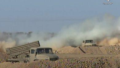 صورة مسؤل مغربي يؤكد سقوط صواريخ على الكركارات