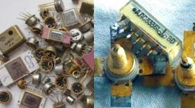 صورة الذهب من مكونات الراديو القديم: كيف تستخرجه في المنزل؟.
