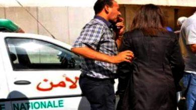 """صورة اعتقال طبيبة زورت 1200 شهادة """"كوفيد""""..شرطية فضحتها بعدما انتحلت صفة مسافرة"""