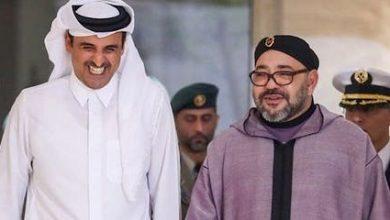 صورة قطر : موقفنا تابث من الصحراء المغربية